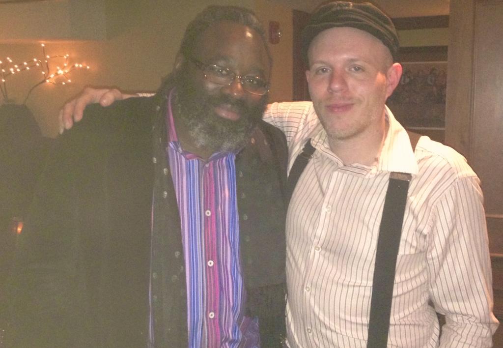 Awadagin Pratt and Ross Eliot at Churchill's in Spokane 3/7/15